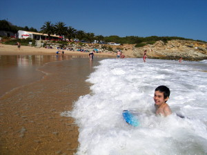 Ingrina Beach Boy Algarve