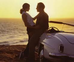i love you car beach - copia